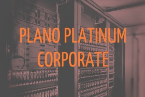 Hospedagem de sites Plano Platinum Corporate
