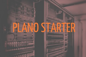 Hospedagem de sites Plano Starter