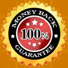 Garantia de devolução do seu dinheiro